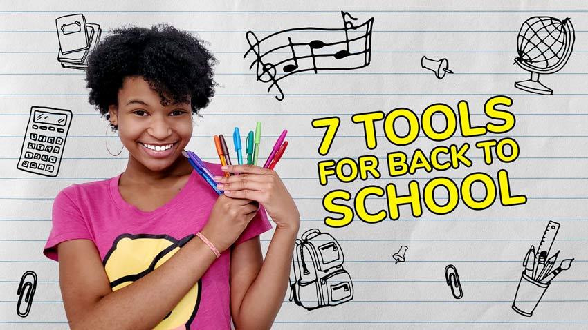 7 Essentials for a Successful School Year