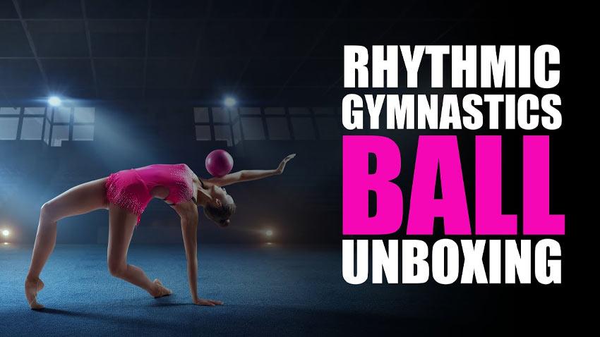 New Rhythmic Gymnastics Stuff UNBOXING