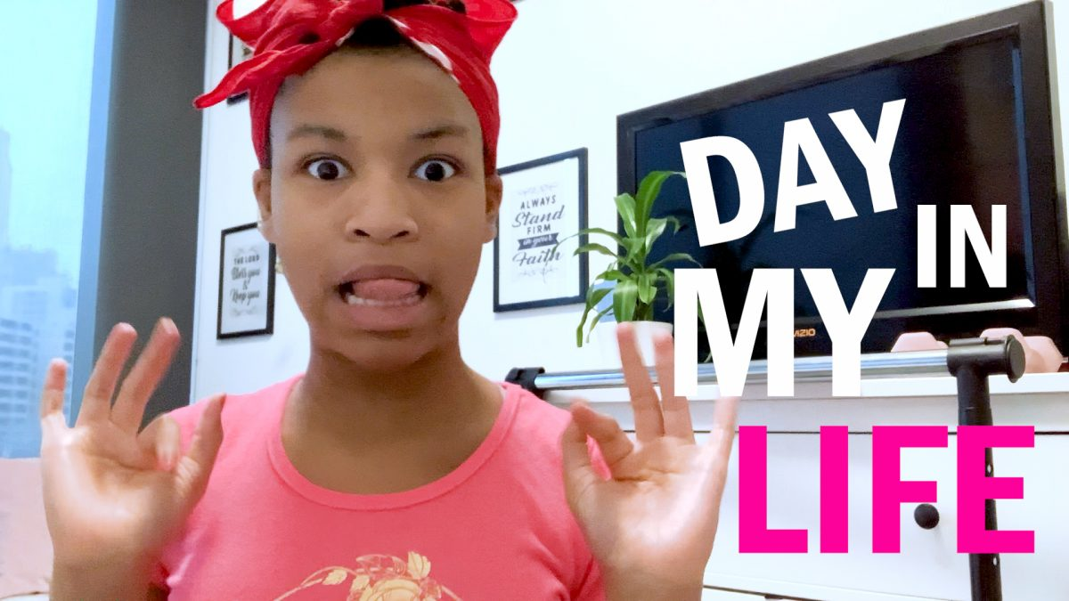 Day In My Life: I Got Surprised!