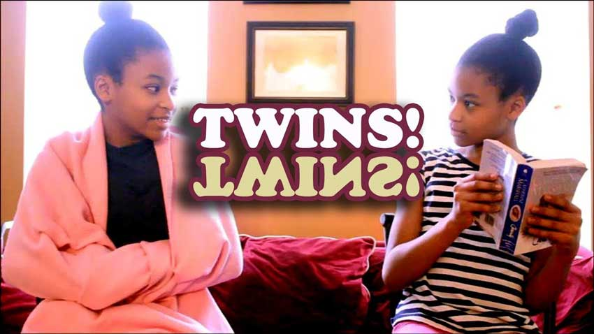How to Make a Twin of Yourself for a Video with NO GREEN SCREEN!   Tutorial