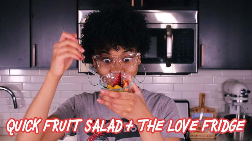 Make a Fruit Salad with Me!