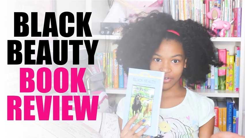 Have You Read Black Beauty? Here's My Black Beauty Book Report | LEMONERDY VLOG EP7 S1