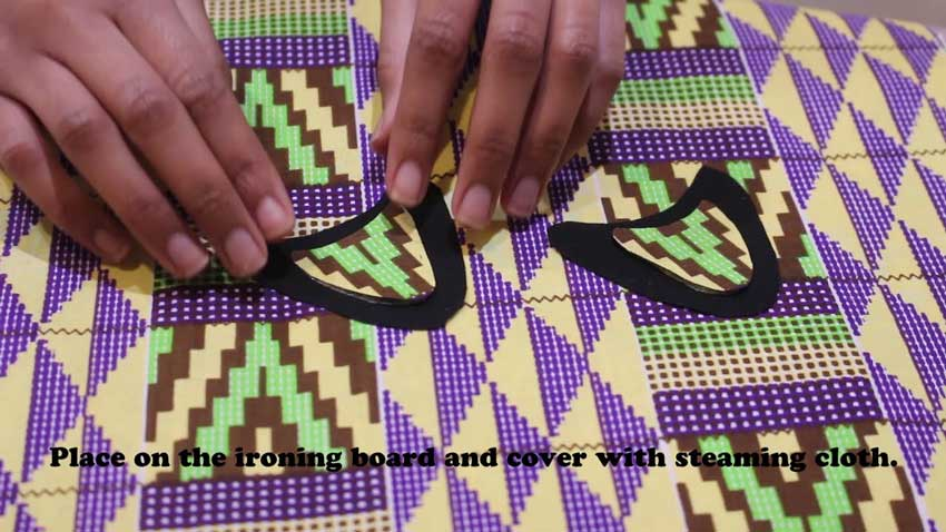 Learn to Make the Coolest African Print Shirt + Panther Ears | LEMONERDY VLOG EP5 S1