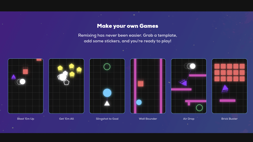 How I Created My Giphy Arcade Games – Play them Now!
